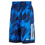 Boys 8-20 adidas Patterned Sport Shorts
