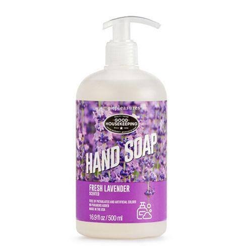 Simple Pleasures Good Housekeeping Fresh Lavender Hand Soap