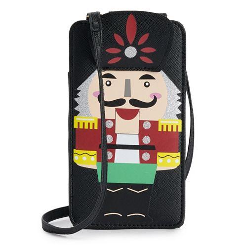 Holiday Crossbody Cellphone Bag