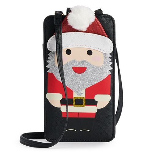 Holiday Crossbody Cellphone Bag