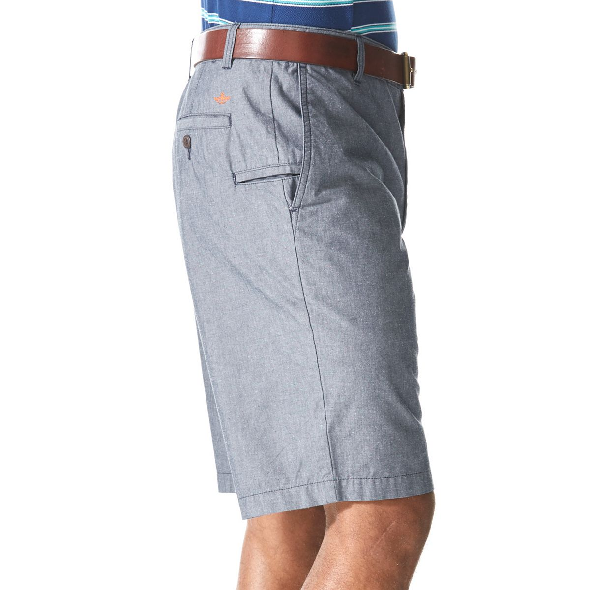 Men's Dockers® Classic-Fit Perfect Shorts Bank Red ieW55
