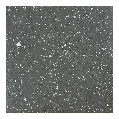 Achim Sterling Black Speckled Granite 20-piece Self Adhesive Vinyl Floor Tile Set