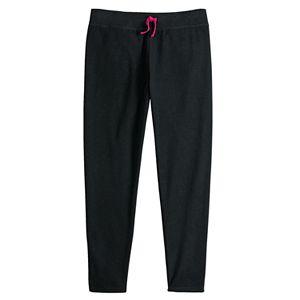 Girls 4-20 & Plus Size SO® Microfleece Leggings