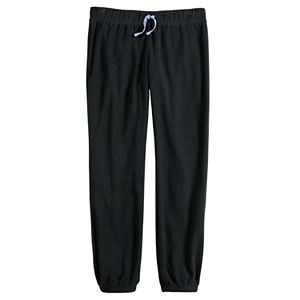 Girls' 7-16 SO Microfleece Joggers
