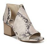 Fergalicious Volume Women's Peep Toe Boots