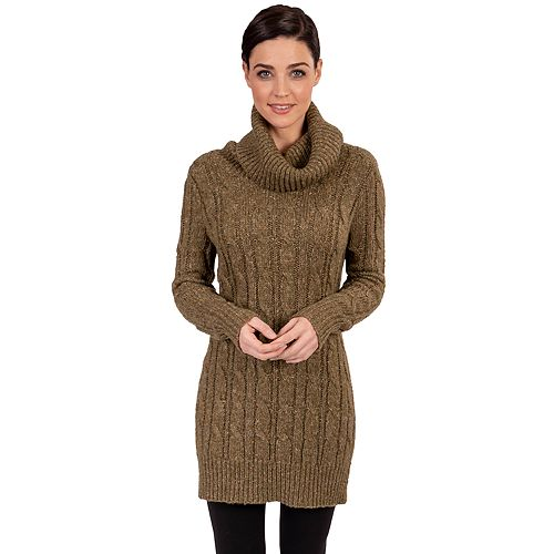 Women's Soybu City Sweater Tunic