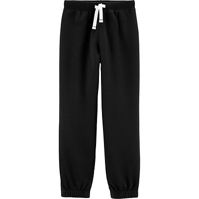 Boys 4-14 Carter's Pull-On Fleece-Lined Joggers