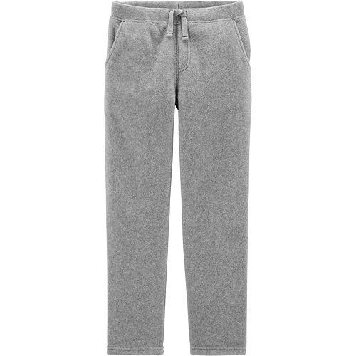 Boys 4-14 Carter's Pull-On Fleece Pants