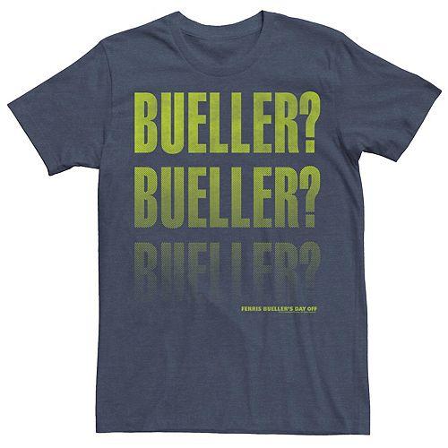 Men's Bueller? Bueller? Tee