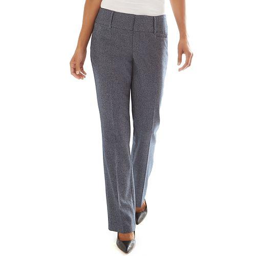 Women's Apt. 9® Magic Waist Tummy Control Bootcut Pants
