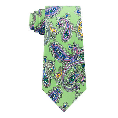 Men's Croft & Barrow® Chelsea Paisley Tie