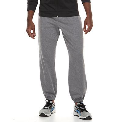Men's Tek Gear Lightweight Jersey Cinched Pants
