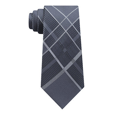 Men's Van Heusen Plaid Skinny Tie