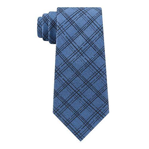 Men's Van Heusen Checked Skinny Tie