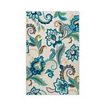 VCNY Home Redwood Floral Area Rug