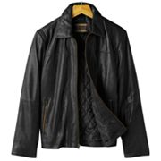 Excelled Leather Jacket - Big and Tall