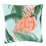 Jordan Manufacturing Printed Plaid About You Decorative Throw Pillow