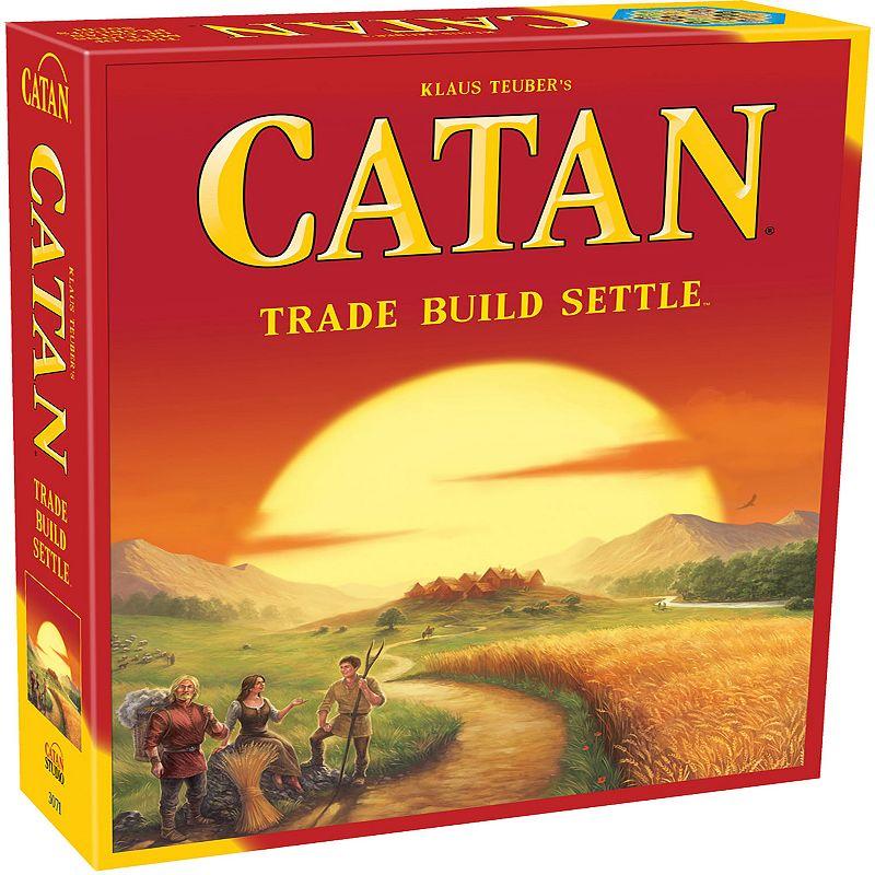 Catan: 3-4 Player Board Game