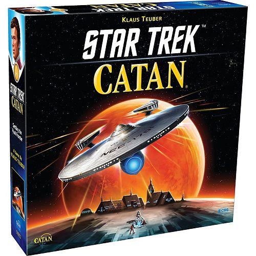 Star Trek Catan: 3-4 Player Board Game