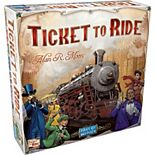 Ticket to Ride: 2-5 Player Board Game