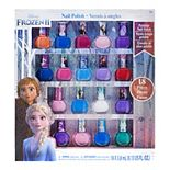 Disney's Frozen 2 Girls' 18-pack Peelable Scented Nail Polish Kit