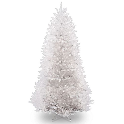 National Tree Company 9 ft. Dunhill® White Fir Tree