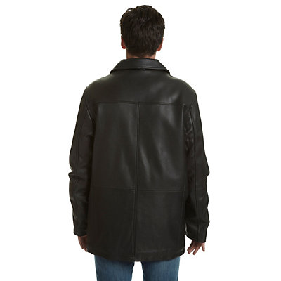 Men's Excelled Leather Car Coat