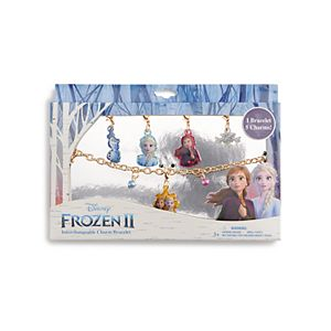 Disney's Frozen 2 Interchangeable Charm Bracelet