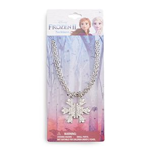 Disney's Frozen 2 BFF Snowflake Necklace