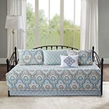 Serenta Tivoli IKAT 6-Piece Quilted Daybed