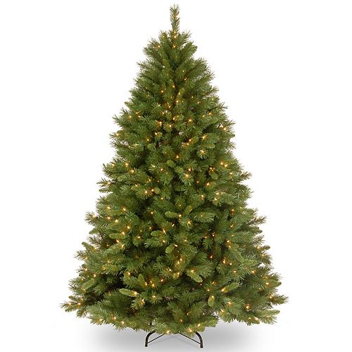 National Tree Company 6 ft. Winchester Pine Tree with Clear Lights
