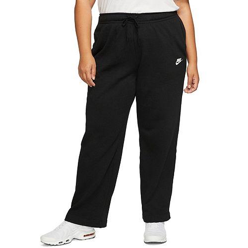 Plus Size Nike Fleece Pants