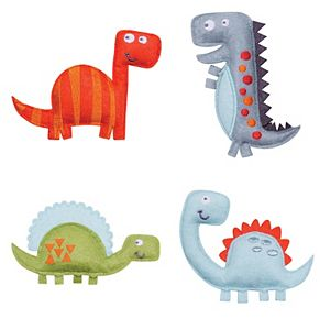 Trend Lab Dinosaur Musical Mobile
