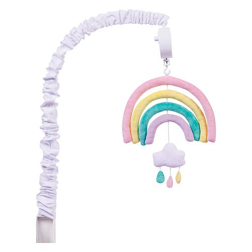 Trend Lab Rainbow Musical Mobile