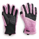 Girls 4-6x Igloos Microfleece Touch Gloves