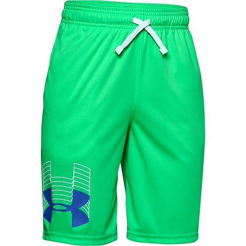 Boys 8-16 Under Armour Prototype Logo Shorts