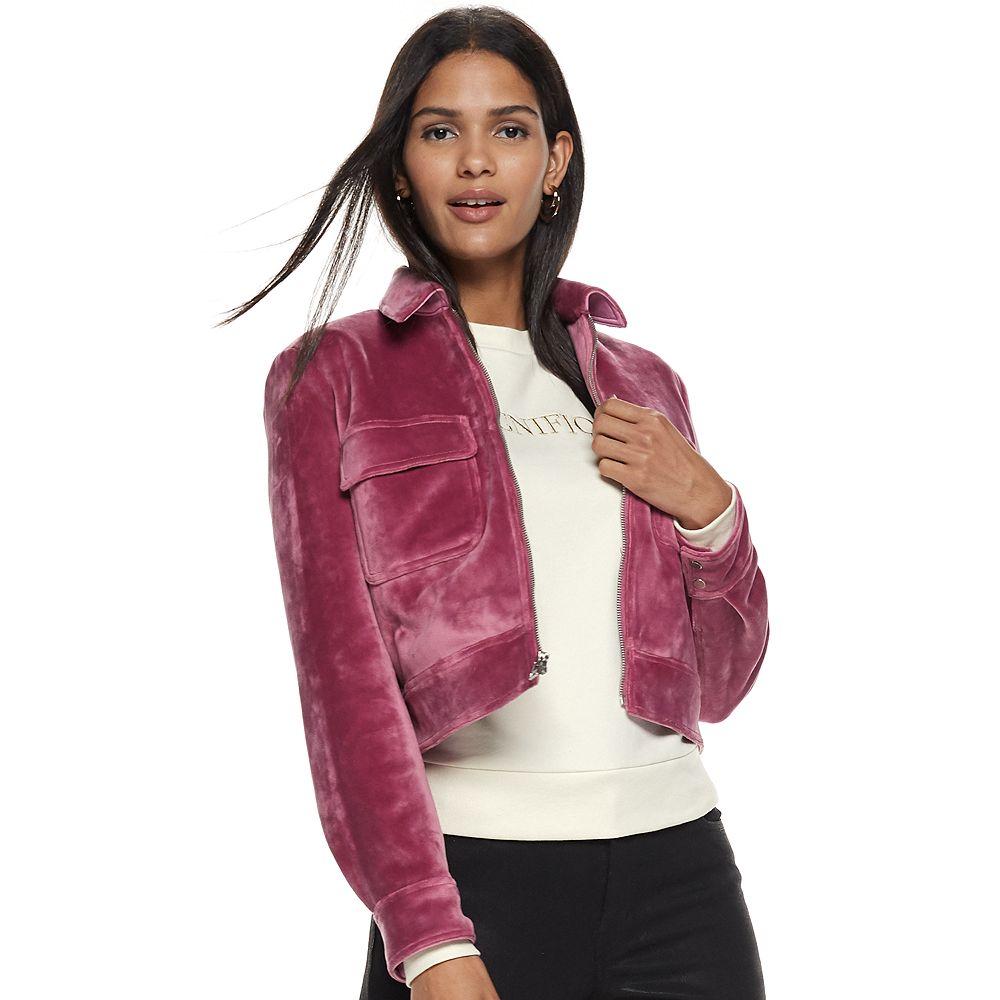 Women's Nine West Bomber Jacket