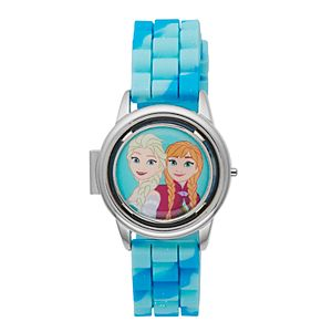 Disney's Frozen Kids' Spinning Flip Top Digital Watch