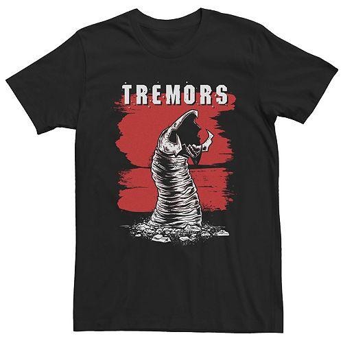 Men's Tremors 2 Tone Movie Poster Tee