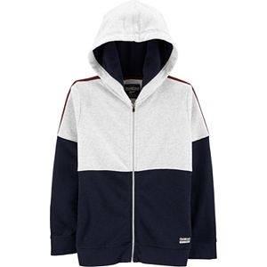 Boys 4-14 OshKosh B'gosh® French Terry Active Jacket