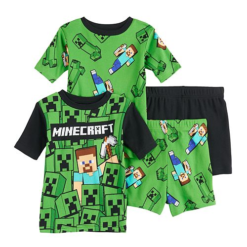 AME Marvel Spiderman Little Boys Cotton Tight Fit Pajama 2 Piece Set Size 4