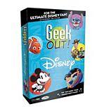 Disney Geek Out! Board Game