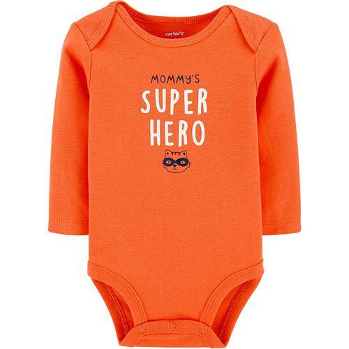 Baby Boy Carter's Mommy's Super Hero Bodysuit