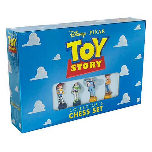 Disney Toy Story Collector's Chess Set