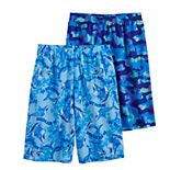 Boys 4-20 Up-Late 2-Pack Game On Sleep Shorts