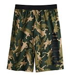 Boys 4-16 Fortnite Camo Logo Sleep Shorts