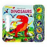 Cottage Door Press Listen & Learn Dinosaurs 5 Button Book