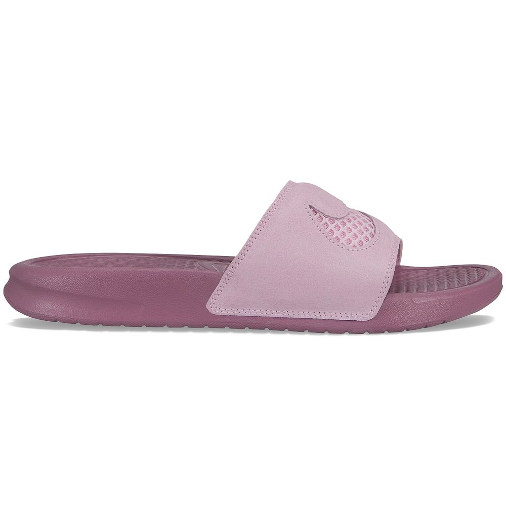Nike Benassi JDI SE Women's Leather Slide Sandals