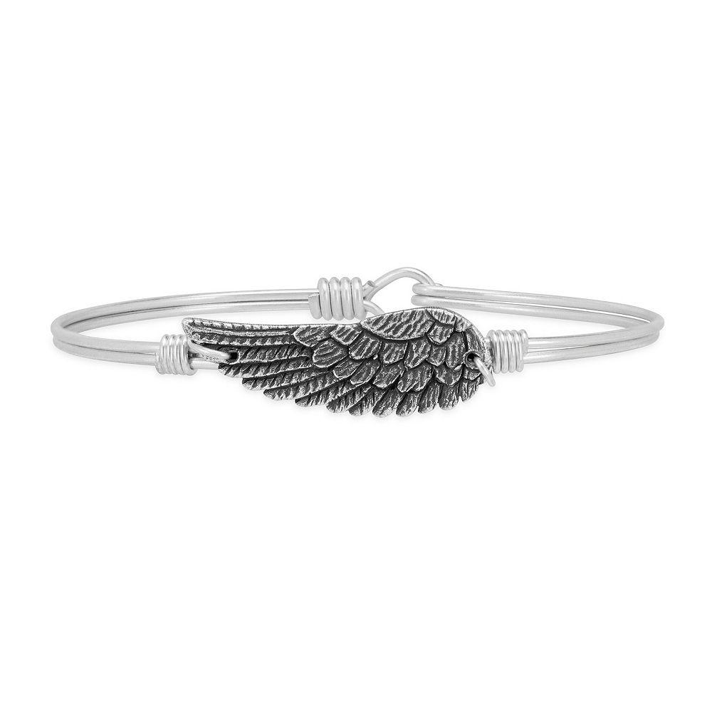 Luca + Danni Angel Wing Bangle Bracelet