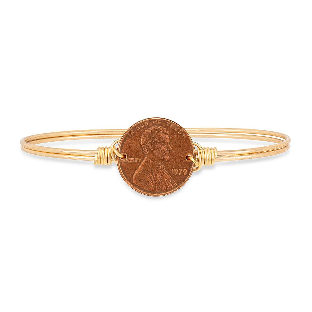 Luca + Danni Heavenly Pennies Bangle Bracelet